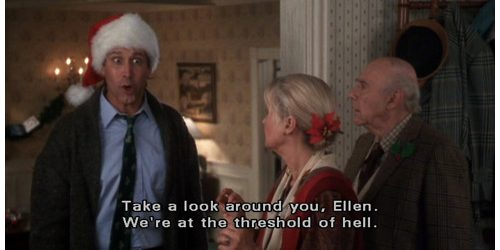 Christmas Vacation Rant.How Not To Have A Griswold Christmas Wholistic Health